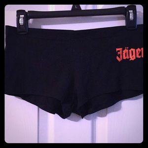 Jägermeister Bootie Boy Shorts!